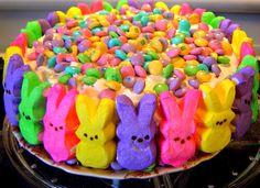 Sweet Tea and Cornbread: Happy Easter Peeps!