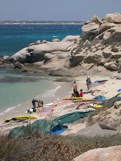 Mikri Vigla, Naxos, Greece