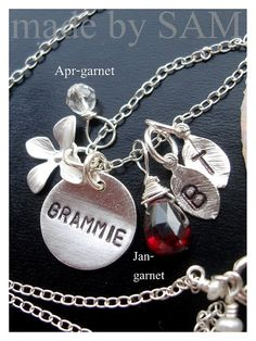 Wedding date on large circle, initials D and V on leaves, pearl, and rose quartz(pink stone)? 59.98