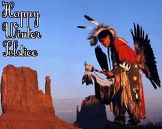 Image result for native american winter solstice traditions