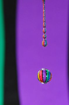 #Macro Photography ~Water Drops