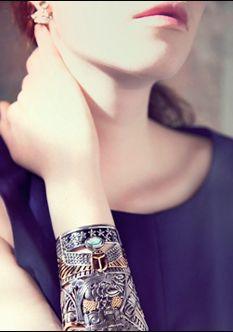 Azza Fahmy #design #egypt #egypte #beautiful #amazing inspire from pharaonic design
