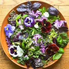 7 Tips for Show Stopping Salads with link to all salad recipes | The View from Great Island (NH)