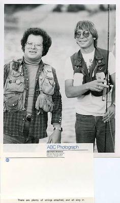 JD and Itzak Perlman
