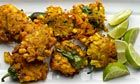 Fritter roulette and all things Yotam Ottolenghi - British vegetarian cooking