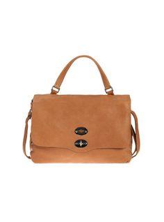 Beautiful camel leather cross body satchel.