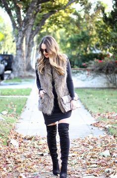 Holiday LBD - Carrie Bradshaw Lied
