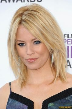 Elizabeth Banks (February 10, 1974)  Man On A Ledge