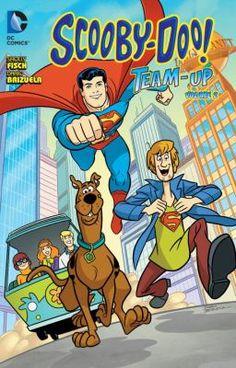 Scooby-Doo Team-Up vol. 2 by Sholly Fisch, art by Dario Brizuela and Scott Jeralds