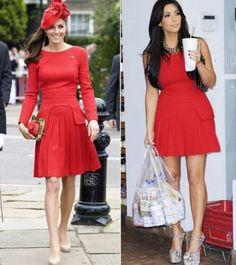 Kate vs ...