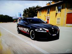 Jaguar XFR-S by Lukynix Designs   #lukynix #xboxone #forzahorizon2 #jaguar