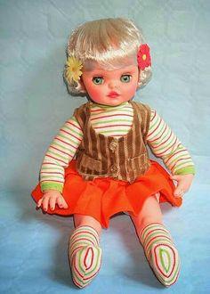 Splendida Coppia Bambola Muneca Annetta E Felicino Furga Anni 60 Vintage Doll Discounts Price Bambolotti E Accessori