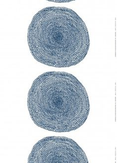 Marimekko fabric can so easily become a stylish piece of art