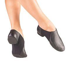 So Danca JZ45C Child Slip on Split Sole Leather Jazz Shoe #DanceWearCorner