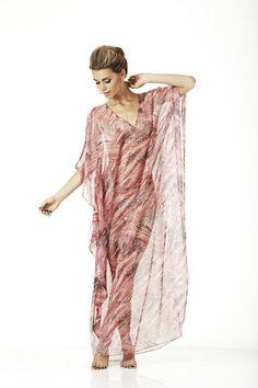 Skye Harte Valentina Kaftan Dress $319.00 - Skye Harte