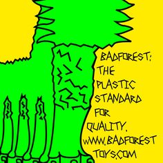 #BADFOREST #badforesttoys #thekunder #kunder #quality #flatfacedfoe #arttoys #art #toys #toyculture #plastic #plastictoys #plasticanimals #animals #monster #collectibles #design #creaturedesign #designertoys #figurines #innovation #technology #artandtechnology #minifigures #miniseries #animation #3dprinting #cad #kaiju #futuristic