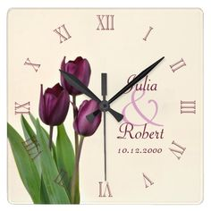 Purple tulips anniversary wall clocks Yes I can say you are on right site we just collected best shopping store that haveThis Deals          Purple tulips anniversary wall clocks Online Secure Check out Quick and Easy...