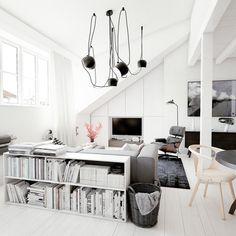 6 tips om van je zolderkamer een fijne woonplek te maken