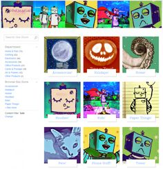 Zazzle featured my store and my story on their blog this week! So grateful! :D #zazzle #whatjacquisaid #artist #artwork
