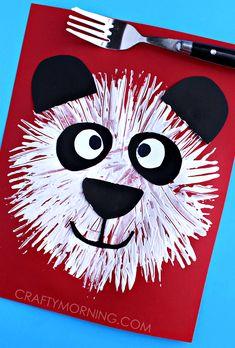 art for kids easy children * art for kids easy ; art for kids easy drawing ; art for kids easy diy projects ; art for kids easy fun ; art for kids easy paint ; art for kids easy simple ; art for kids easy children ; art for kids easy ideas Toddler Art, Toddler Crafts, Toddler Preschool, Zoo Preschool, Animal Crafts For Kids, Diy For Kids, Panda For Kids, Panda Craft, Panda Bear Crafts