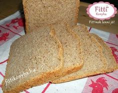 Food And Drink, Bread, Recipes, Backen, Food Recipes, Rezepte, Breads, Recipe, Sandwich Loaf
