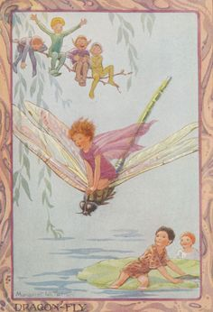 The Insect Fairies by Margaret Tarrant - Jonkers Rare Books