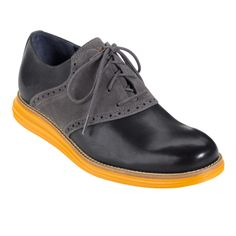 Cole Haan LunarGrand Saddle Shoe