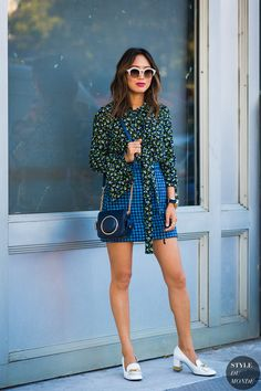 Aimee Song by STYLEDUMONDE Street Style Fashion Photography