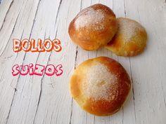 Bollos Suizos | Cocina