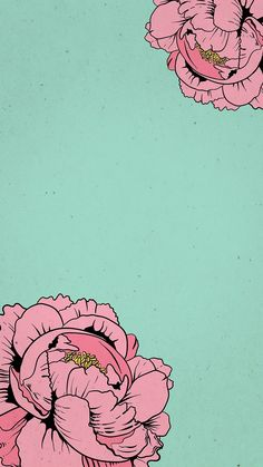 Download free vector of Vintage pink rose vector mobile phone wallpaper