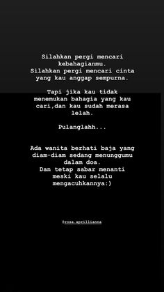 Quotes Rindu, Story Quotes, Tumblr Quotes, Text Quotes, Quran Quotes, Wall Quotes, Words Quotes, Love Quotes, Motivational Quotes
