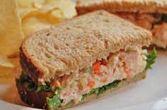 Chef Mommy: Tuna Salad