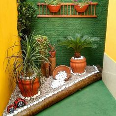 Gorgeous 70 Magical Side Yard and Backyard Gravel Garden Design Ideas Source . - Gorgeous 70 Magical Side Yard and Backyard Gravel Garden Design Ideas Source: … - Garden Crafts, Garden Projects, Garden Art, Garden Design, Garden Mesh, Small Front Yard Landscaping, Backyard Landscaping, Landscaping Ideas, Patio Ideas