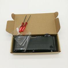 "Brand New Laptop Li-polymer Battery 020-6764-A 10.95V-63.5Wh A1322 Battery For Macbook Pro 13"" A1278 2009-2012"