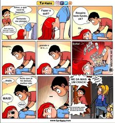 More memes, funny videos and pics on Cute Couple Comics, Couples Comics, Cute Comics, Funny Comics, Funny Relatable Memes, Funny Jokes, Hilarious, Funny Images, Funny Pictures