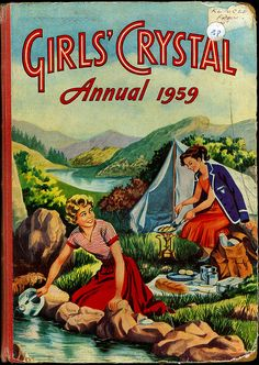 Girls Crystal (front cover) by GALE47, via Flickr