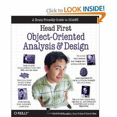 Head First Object-Oriented Analysis and Design: Brett D. McLaughlin, Gary Pollice, Dave West: 9780596008673: Amazon.com: Books