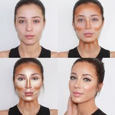 Oblong face shape is one of the trickiest and the most difficult to play  around with, that is true. We suggest you a perfect set of magic tricks  to try out for a flawless makeup look, everywhere you go! #makeup #makeuplover #makeupjunkie #makeuptutorials