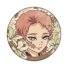 Demon Slayer: Kimetsu no Yaiba Can Badge Sabito (Anime Toy) Images List Demon Slayer, Slayer Anime, Anime Stickers, Cute Stickers, Anime Demon, Manga Anime, Chibi, Anime Toys, Cute Anime Wallpaper
