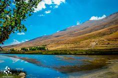 The heavenly Oyoun Orghosh, north #Lebanon عيون أرغش، جنّة زغيرة ب شمال #لبنان Photo by Fouad Hajj #WeAreLebanon
