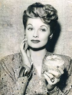 Lucille Ball is perfect