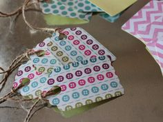 Assorted Gift Tags 12 Pack by LYHHandmadeGifts on Etsy Love Your Home, New Shop, Gift Tags, Coin Purse, Packing, Wallet, Trending Outfits, Unique Jewelry, Handmade Gifts
