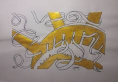 "Saatchi Art Artist Yehouda Morin - YOUD; Drawing, ""BLANODO Liberte  Free"" #art"