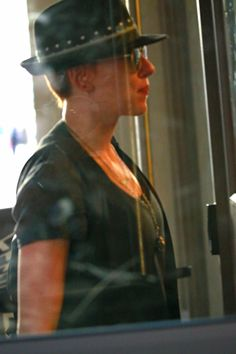Scarlett Johansson - Seen arriving to the U2 concert with her husband at Madison Square Garden, NY - 7/22/15