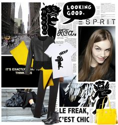 """""""Challenge Your Design Talent with Esprit & The Royal College of Art"""" by coolitdown ❤ liked on Polyvore"""