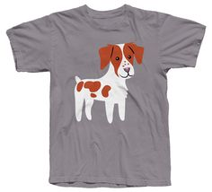 Brittany Spaniel Unisex T-shirt