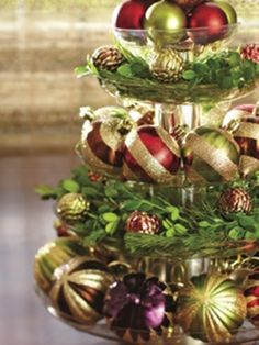 Since #Christmas is such a special celebration, why not make your Christmas table as special? Transform your table from ordinary to extraordinary with a few easy #DIY #decorations! Your guests will be impressed! http://impressivemagazine.com/2013/12/02/diy-decorations-for-christmas-table/