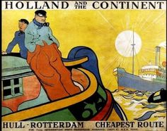 Holland and the Continent, Steven Spurrier