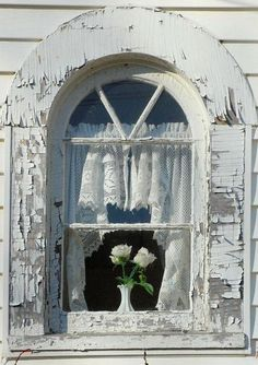 Great peeling paint!