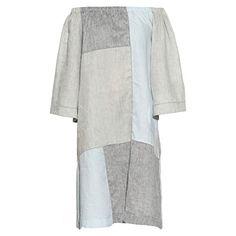(リサ マリー フェルナンデス) Lisa Marie Fernandez レディース 水着 ビーチドレス Off-the-shoulder patchwork linen dress 並行輸入品  新品【取り寄せ商品のため、お届けまでに2週間前後かかります。】 表示サイズ表はすべて【参考サイズ】です。ご不明点はお問合せ下さい。 カラー:Pale-blue and tonal-grey patchwork 詳細は http://brand-tsuhan.com/product/%e3%83%aa%e3%82%b5-%e3%83%9e%e3%83%aa%e3%83%bc-%e3%83%95%e3%82%a7%e3%83%ab%e3%83%8a%e3%83%b3%e3%83%87%e3%82%b9-lisa-marie-fernandez-%e3%83%ac%e3%83%87%e3%82%a3%e3%83%bc%e3%82%b9-%e6%b0%b4%e7%9d%80-2/